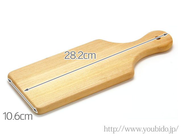 桜のカッティングボード小28.2×10.6cm