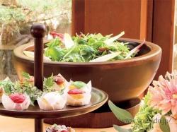 旬器くりぬき鉢(深型)