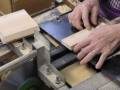 桶製造 小板カット